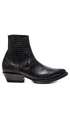 Tijuana Boot in Black