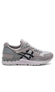 Asics Gel Lyte V in Light Grey & India Ink