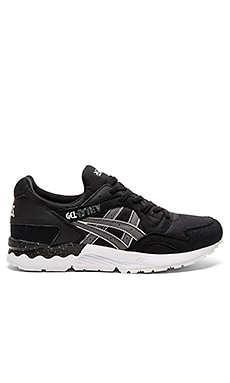 Asics Gel Lyte V in Black & Grey