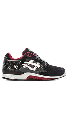 Asics GT-Quick in Black & Glow in the Dark
