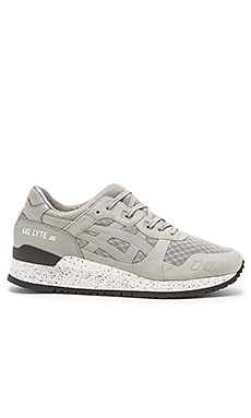 Asics Gel Lyte lll NS in Light Grey Light Grey