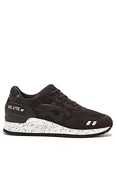 Asics Gel Lyte lll NS in Black Black