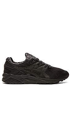 Asics Gel Kayano Trainer Evo in Black Charcoal