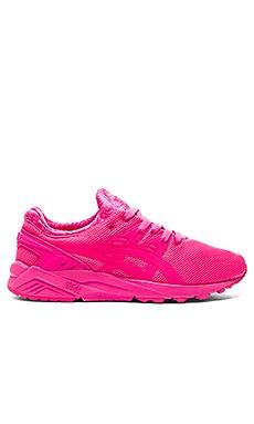 Asics Gel Kayano Trainer Evo in Neon Pink Neon Pink