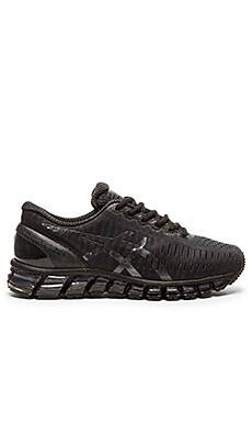 Asics Gel Quantum 360 in Black Jet Black