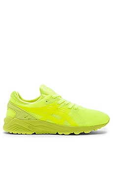 Asics Gel Kayano Trainer Evo in Lime Lime