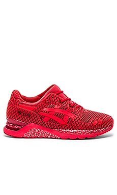 Asics Gel Lyte Evo NT in Red Red