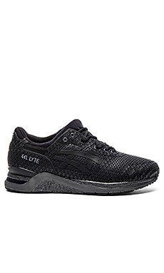 Asics Gel Lyte Evo NT in Black Dark Grey