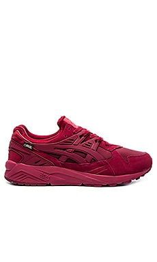 Asics Gel Kayano Trainer in Burgundy Burgundy