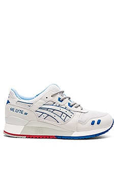 Asics Gel Lyte lll in Soft Grey Soft Grey
