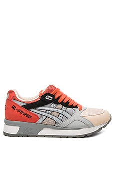 Asics Gel Lyte Speed in Light Grey Light Grey
