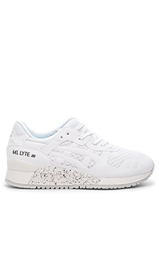 Asics Gel Lyte III NS in White White
