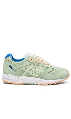Asics Easter Pack Gel Saga in Smoke Green