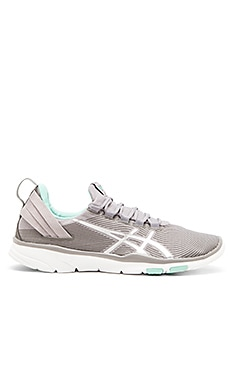 Asics Gel Fit Sana 2 Sneaker in Frost, Lightening & Bermuda