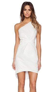 ASILIO Queen B Dress in White