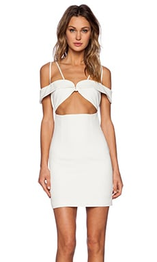ASILIO Seek & Destroy Dress in White