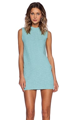 Magic Hour Dress in Aqua