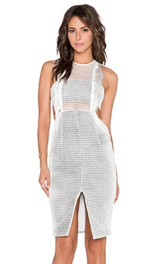 ASILIO Wild Night Dress in White