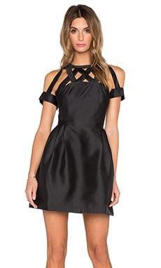 ASILIO In The Line Of Fire Dress in Black