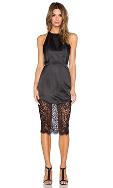 ASILIO Dark Obsessions Dress in Black