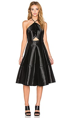 ASILIO Fatal Attraction Dress in Black