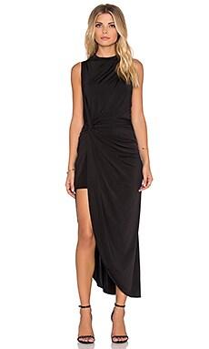 ASILIO Landslide Dress in Black