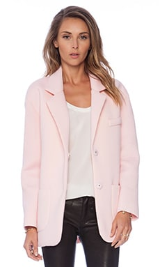 The Rains of Castamere Jacket in Fairy Floss Pink