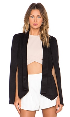 ASILIO Joyride Cape in Black