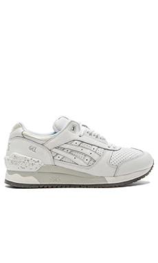 Asics Platinum Gel Respector White White