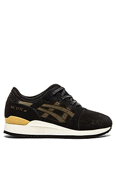 Asics Platinum Gel Lyte lll LC in Black Black