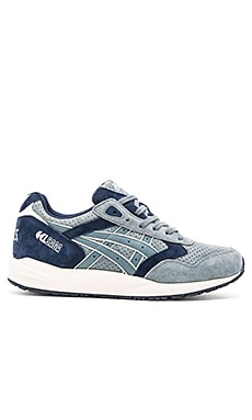Asics Platinum Gel Saga in Goblin Blue Navy