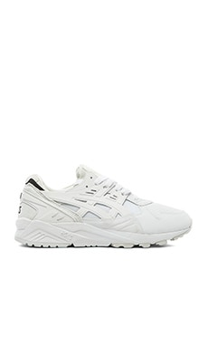 Asics Platinum Gel Kayano Trainer in White White