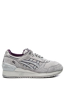 Asics Platinum Gel Respector in Light Grey Light Grey