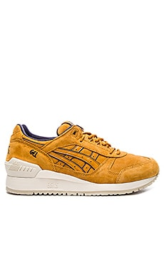 Asics Platinum Gel Respector in Tan Tan