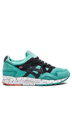 Asics Platinum Gel Lyte V in Turquoise Black