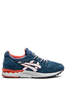 Asics Platinum Gel Lyte V en Legion Blue Soft Grey