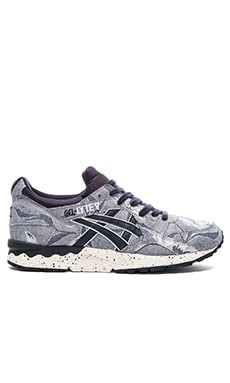 Asics Platinum Gel Lyte V in Indian Ink Indian Ink