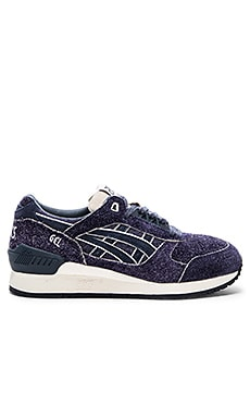 Asics Platinum Independence Day Gel Respector in India Ink