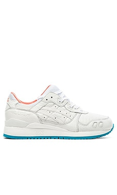 Asics Platinum Gel Lyte III in White White