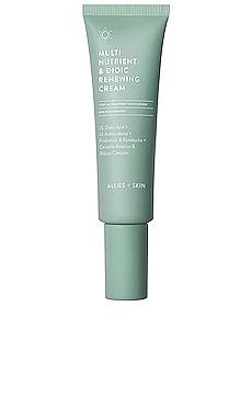Multi Nutrient & Dioic Renewing Cream Allies of Skin $99 BEST SELLER