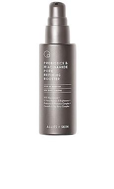 Prebiotics & Niacinamide Pore Refining Booster Allies of Skin $65