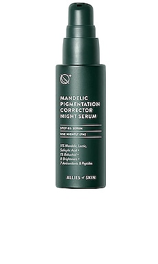 Mandelic Pigmentation Corrector Night Serum Allies of Skin $92