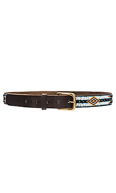 ASPIGA Nyani Belt in Black