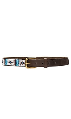 Cata Belt in Turquoise