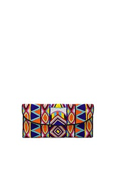 Becka Clutch in Multi