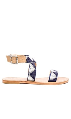 Chahana Sandal in Blue