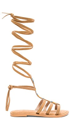 ASPIGA Becka Sandal in Autumn