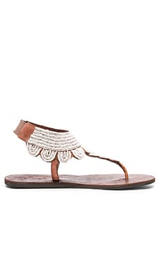 Likoni Sandal in White