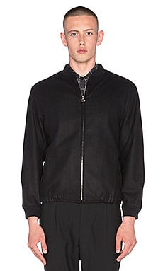 Assembly New York Zip Bomber en Noir