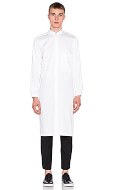 Assembly New York Long Shirt in White